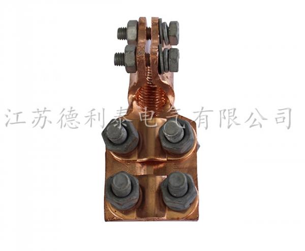 武汉紫铜抱杆线夹M18